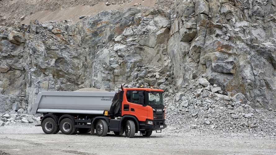 Scania Samoter 2020
