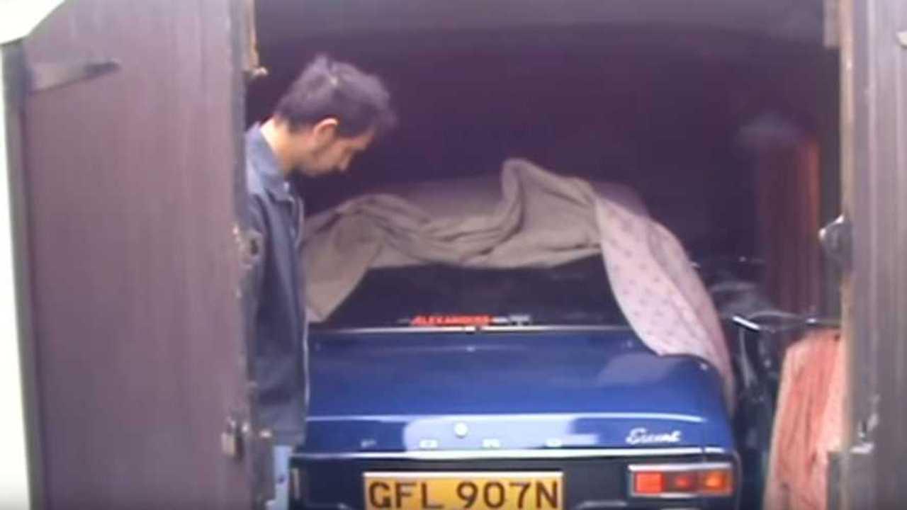 CarPervert Reveals Garage Find Ford