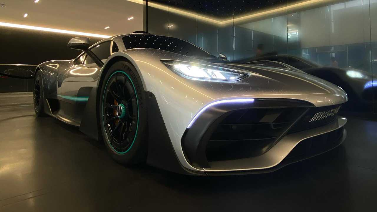 Mercedes-AMG One U.S. HQ