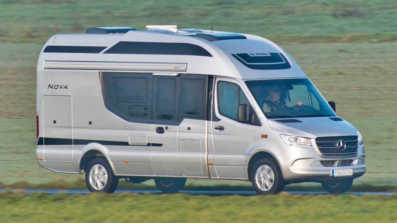 Mercedes-Benz Sprinter La Strada Nova EB