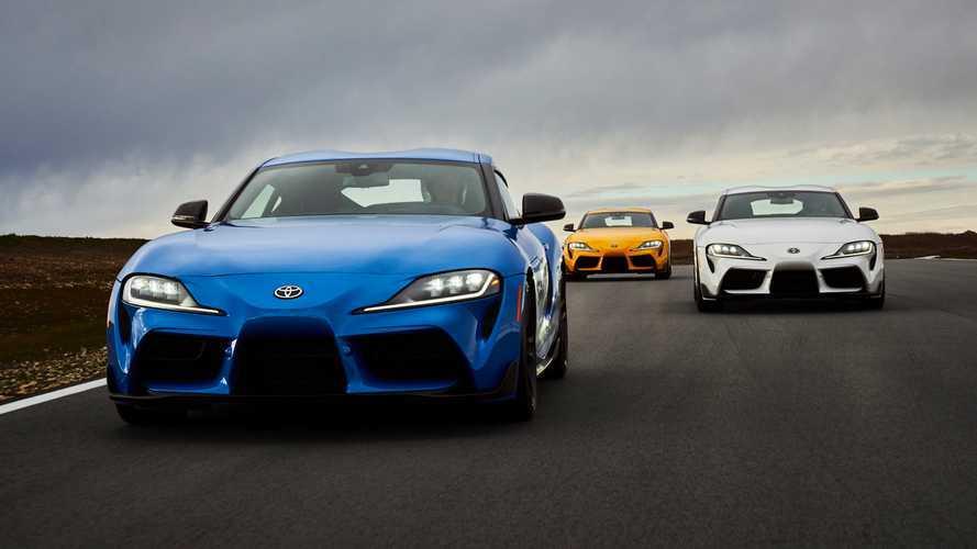 Az M3-as és az M4-es BMW motorjával érkezhet a Toyota Supra GRMN