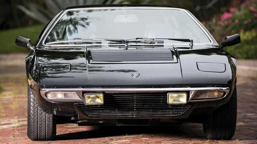 Lamborghini Urraco, tutte le foto e le derivate