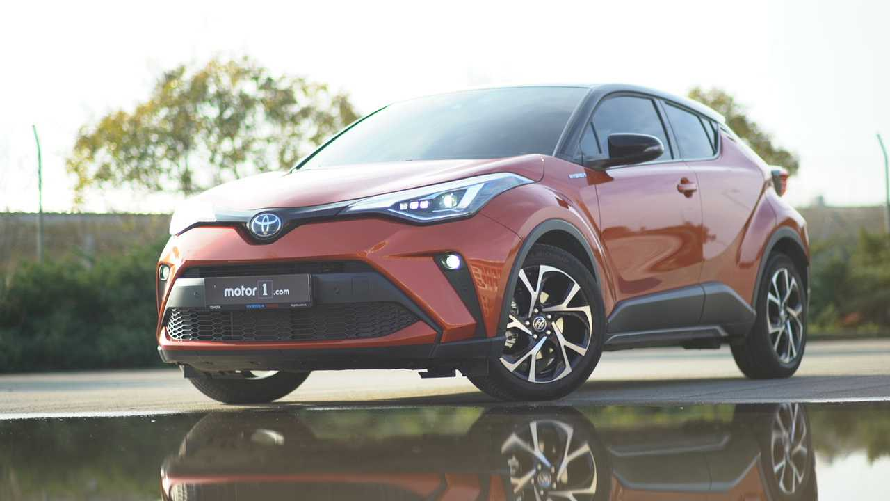 2019 Toyota C-HR 1.8 Hybrid Passion X-Pack