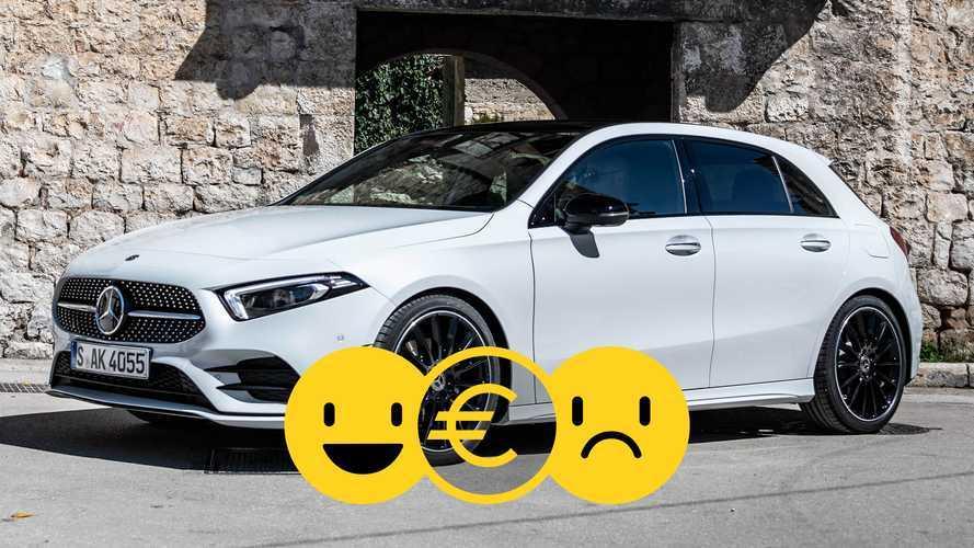 Promozione Mercedes Classe A 180 d, perché conviene e perché no