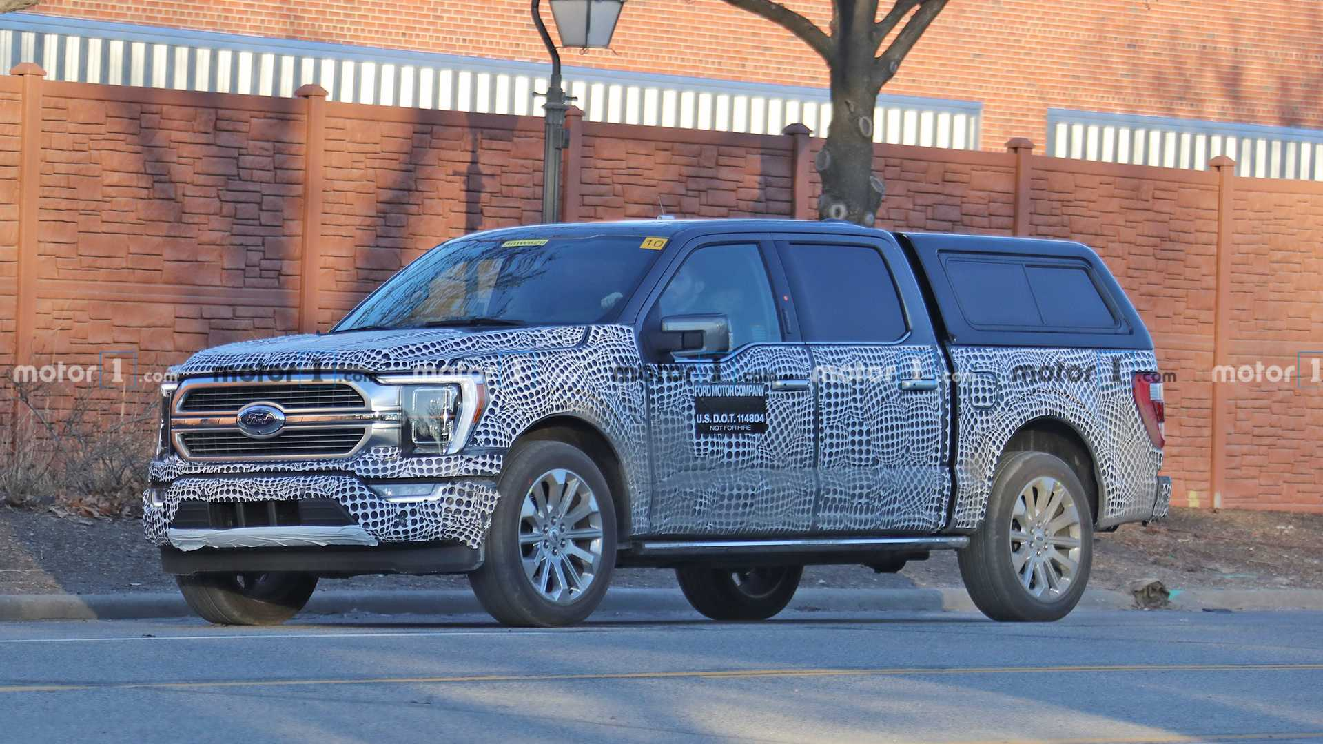 2021 ford f150 electric pickup truck charges to life in