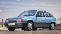 Opel Kadett Impuls I (1990): Der Opa des Corsa-e