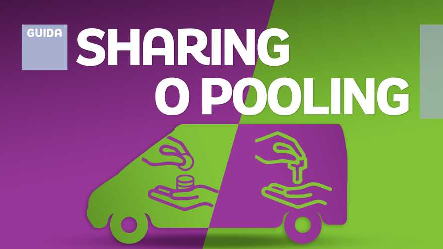 Van Sharing e Van Pooling, che differenza c'è e quali prospettive