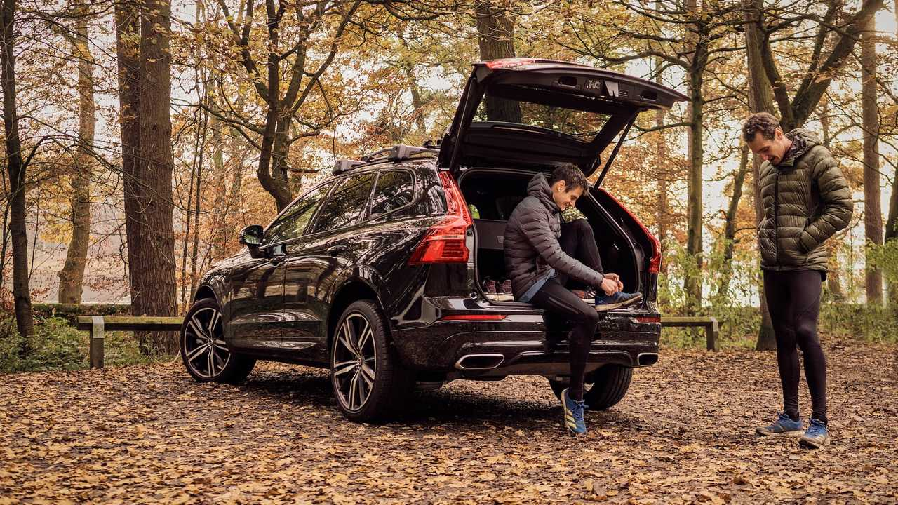Volvo announces tie-up with Brownlee bothers