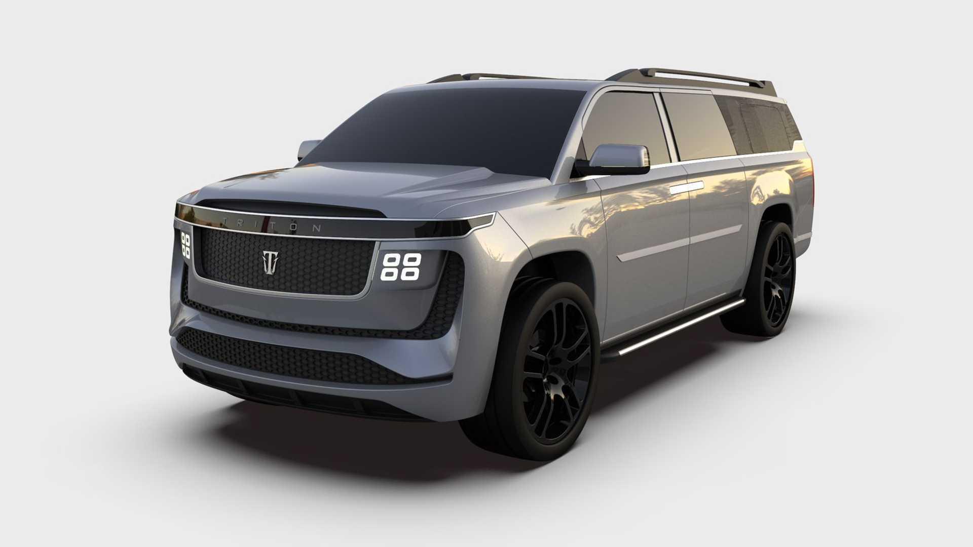 Triton Model H electric SUV