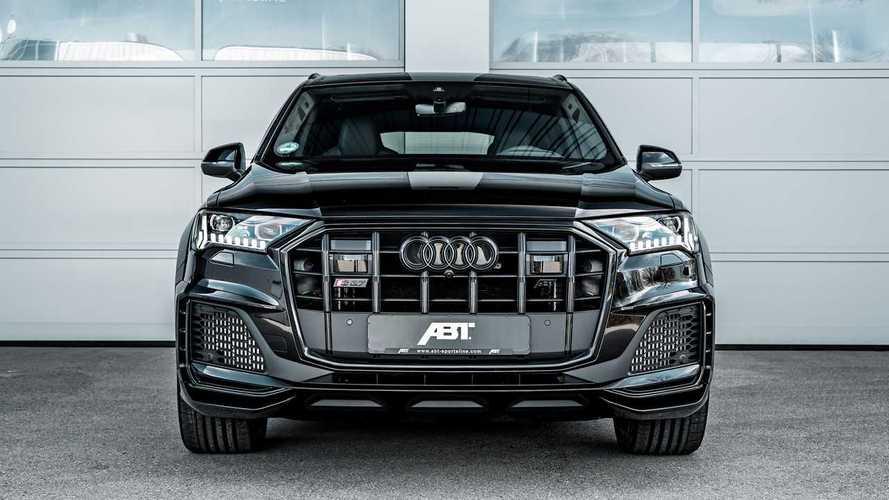 Abt SQ7: Breitbau-Kit und 510 PS für das große Audi-SUV