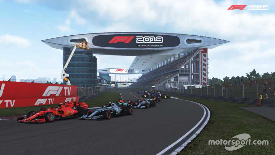 F1 reveals line-up for virtual Chinese GP