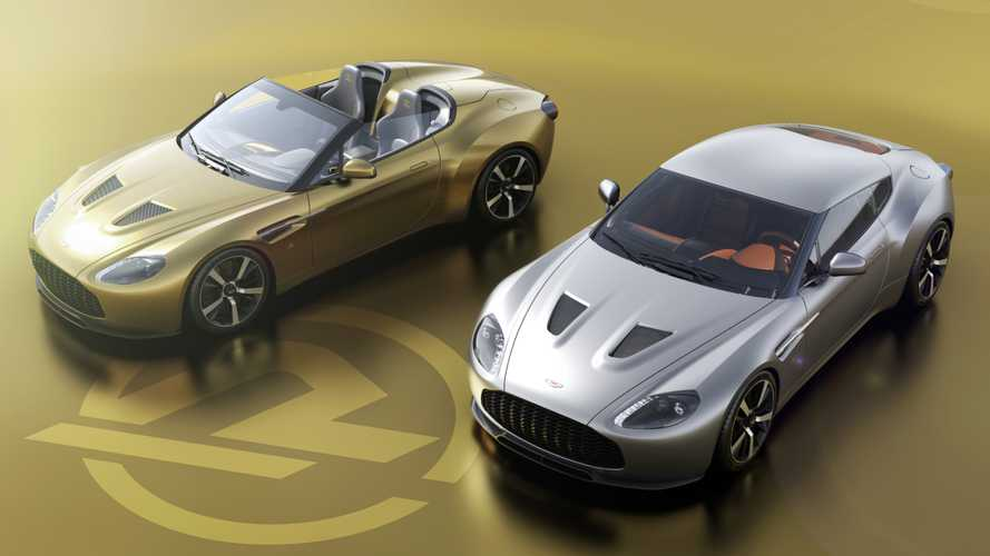 Swiss company to create 19 pairs of Aston Zagato 'Twins' in Warwick