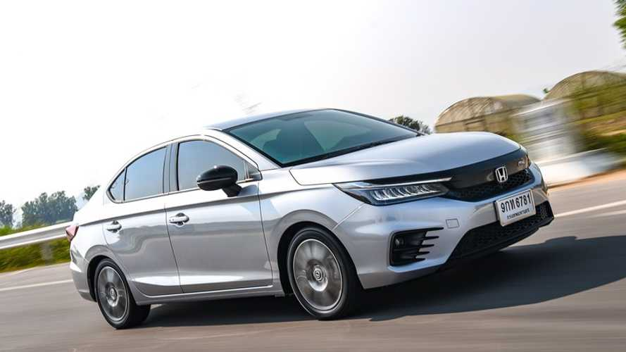 Honda City pode ganhar versão híbrida em um futuro próximo