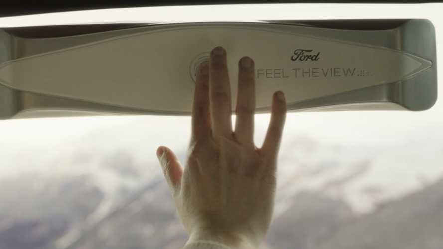 Blind people can see through Ford's new car window tech