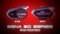 sena new tech helmet communicator