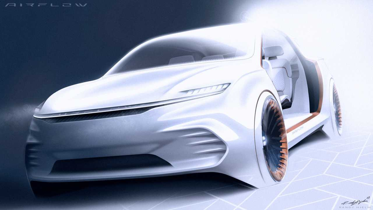 Chrysler: AirFlow Vision Concept