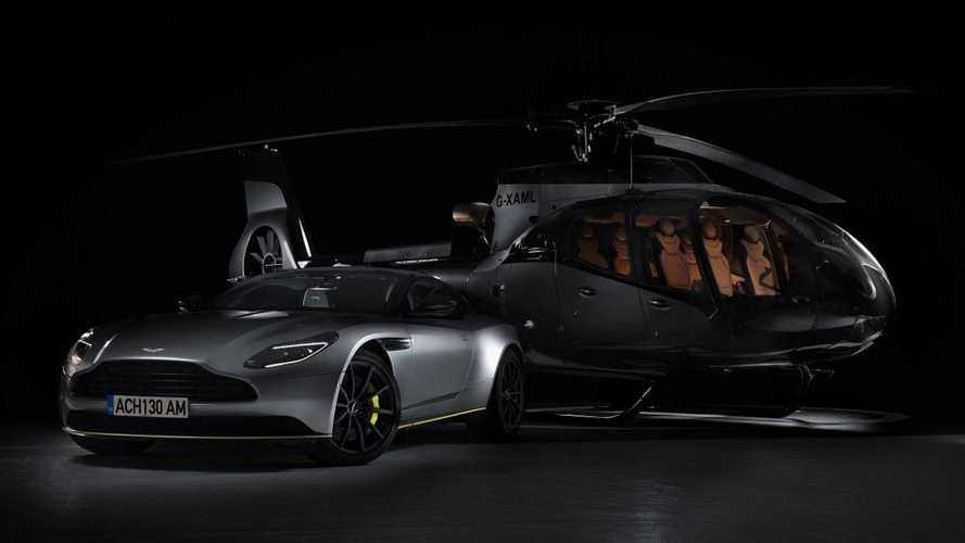 Aston Martin, con Airbus per una serie di elicotteri extralusso