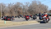 harleys new years day ride 2020