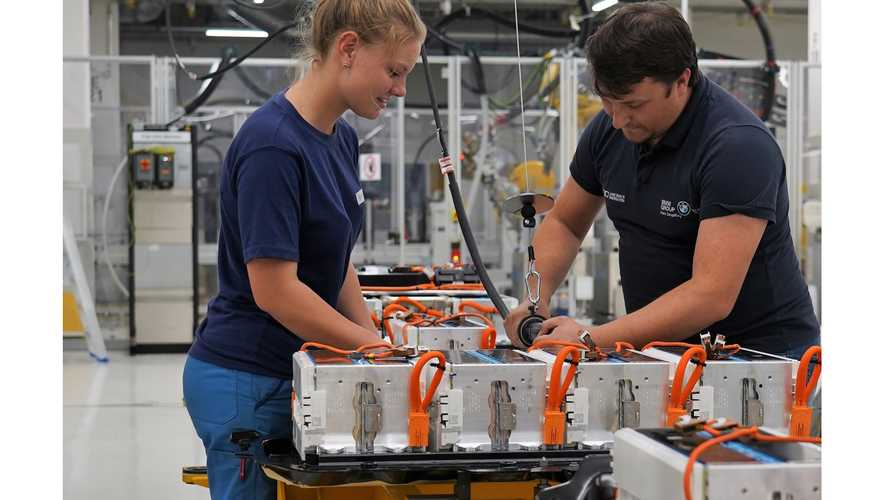 BMW Accelerates Expansion Of EV Motor And Battery Module Production