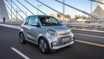 smart EQ fortwo y forfour 2020
