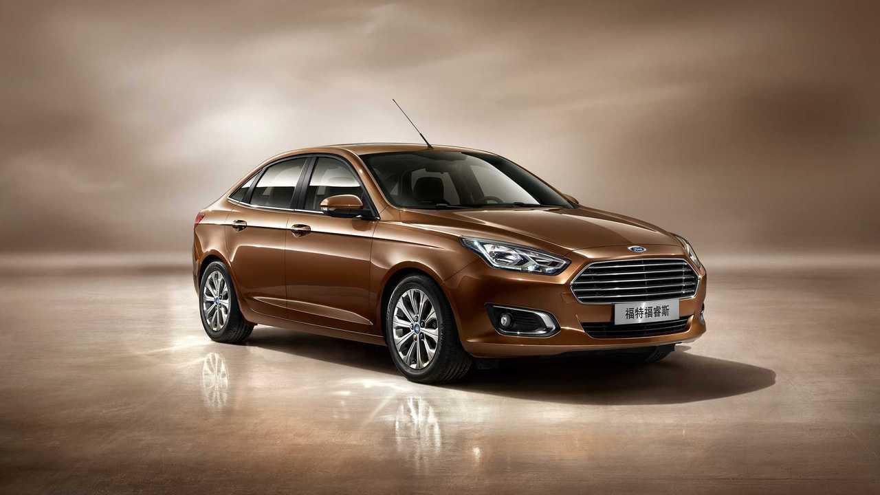 Ford Escort 2020 (China)