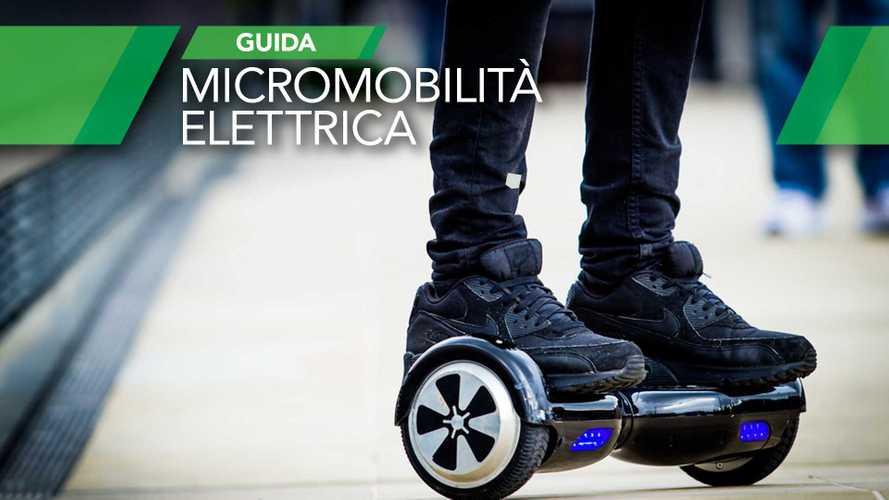 Come scegliere un overboard, un monowheel o uno skateboard elettrico
