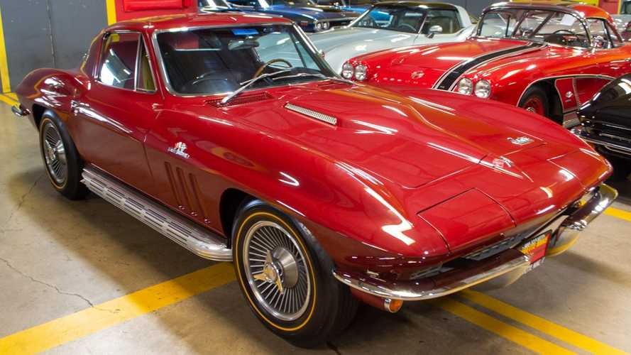 Where Does The Corvette Plant Manager Go To Buy A Vintage 'Vette?