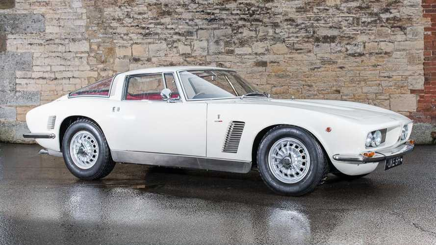 Ex-Mike Hailwood Iso Grifo leads £5m May Silverstone auction