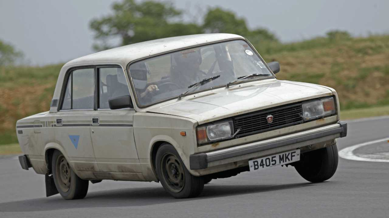 Forget the Football World Cup – save a Lada!
