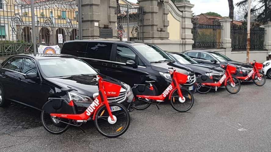 Uber, corse gratis per il personale medico dello Spallanzani di Roma