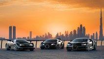 Bugatti EB110, Veyron, Chiron - Drei Supersportler aus drei Jahrzehnten