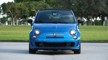 2019 Fiat 500 Abarth Cabriolet: Feature