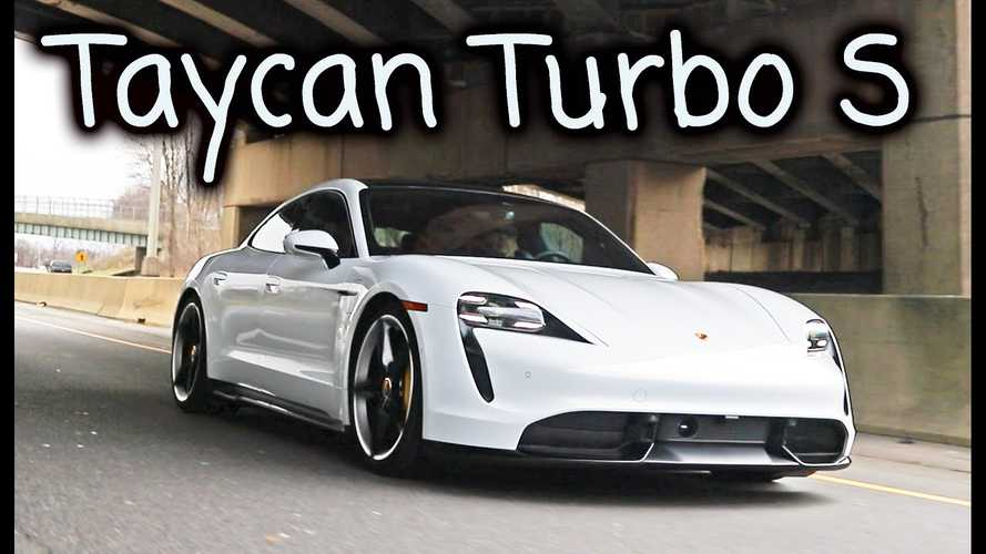 2020 Porsche Taycan Turbo S Review: The Good And The Bad