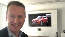 Hat Herbert Diess gerade den nächsten VW Tiguan geleaked?