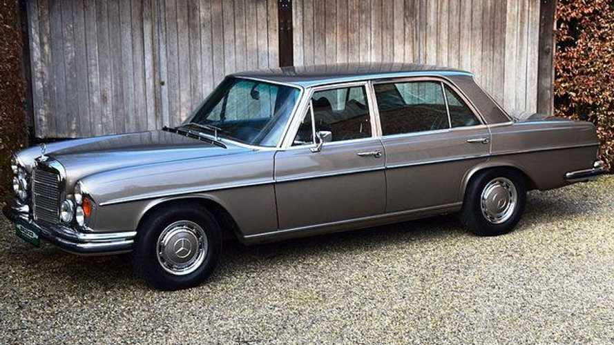 Classifieds Hero: 1969 Mercedes-Benz 300 SEL 6.3