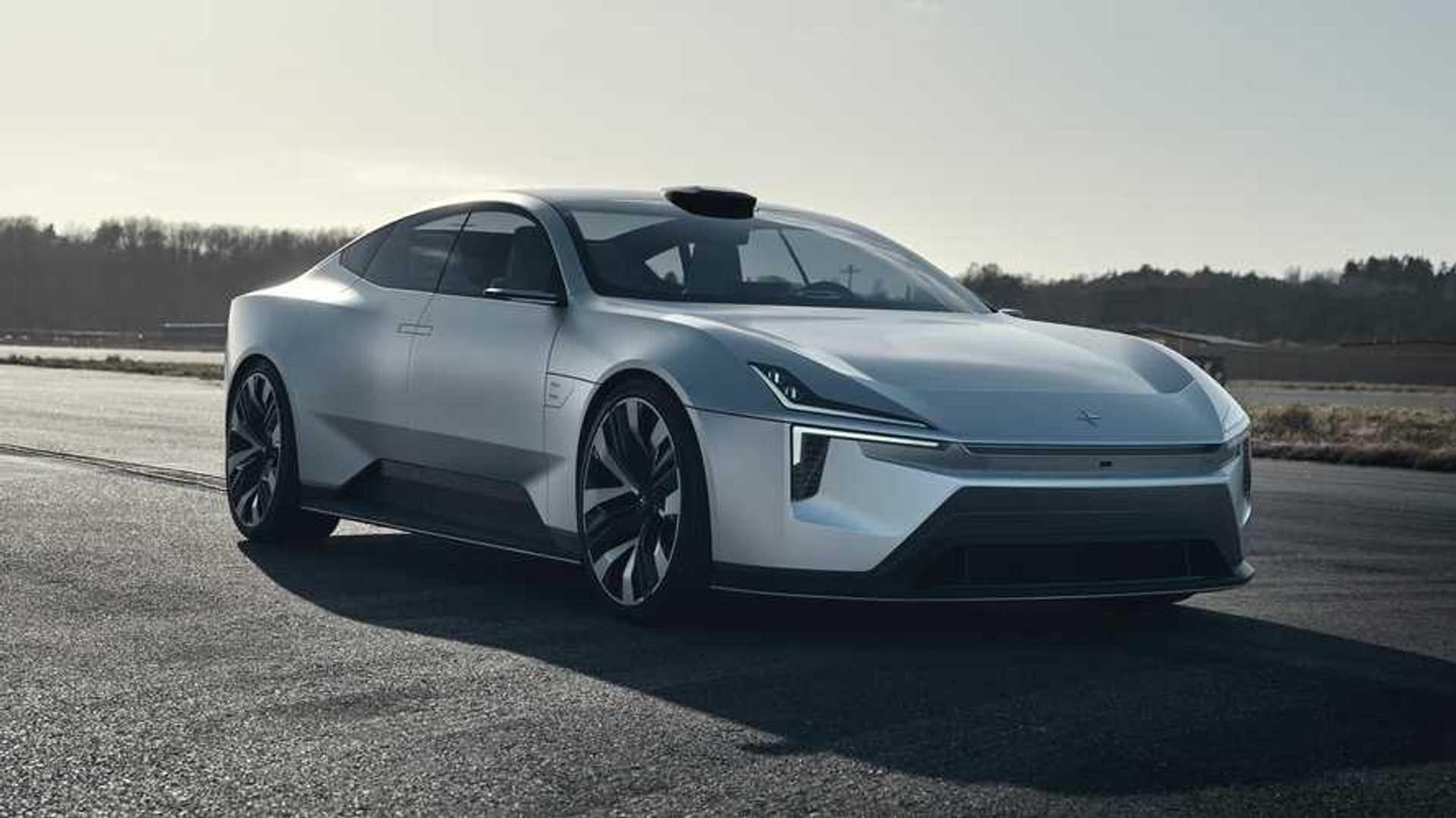 Polestar выпустит конкурента  Tesla Model S