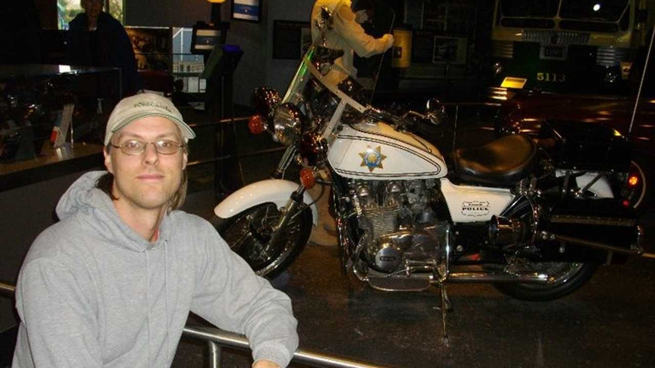 Justin And Kawasaki KZ1000C
