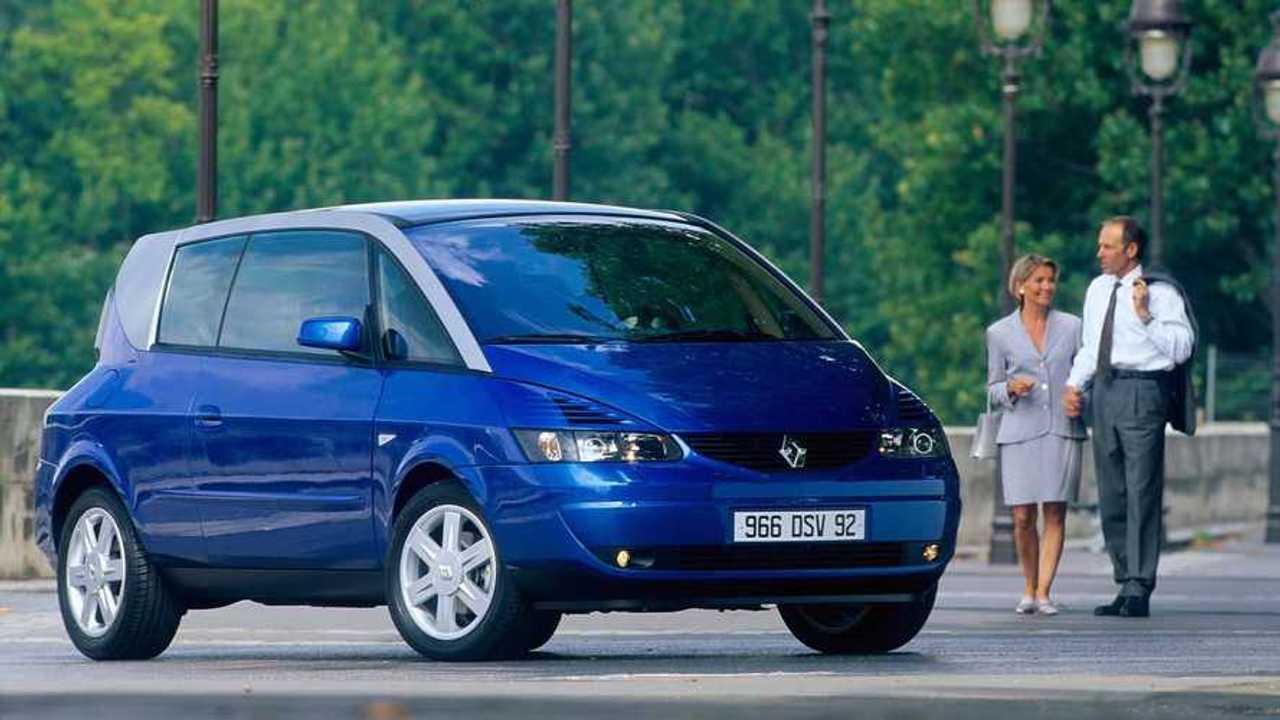 Monovolúmenes: Renault Avantime