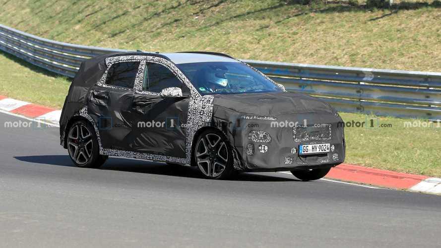 Новый кроссовер Hyundai поспорит с «заряженными» VW