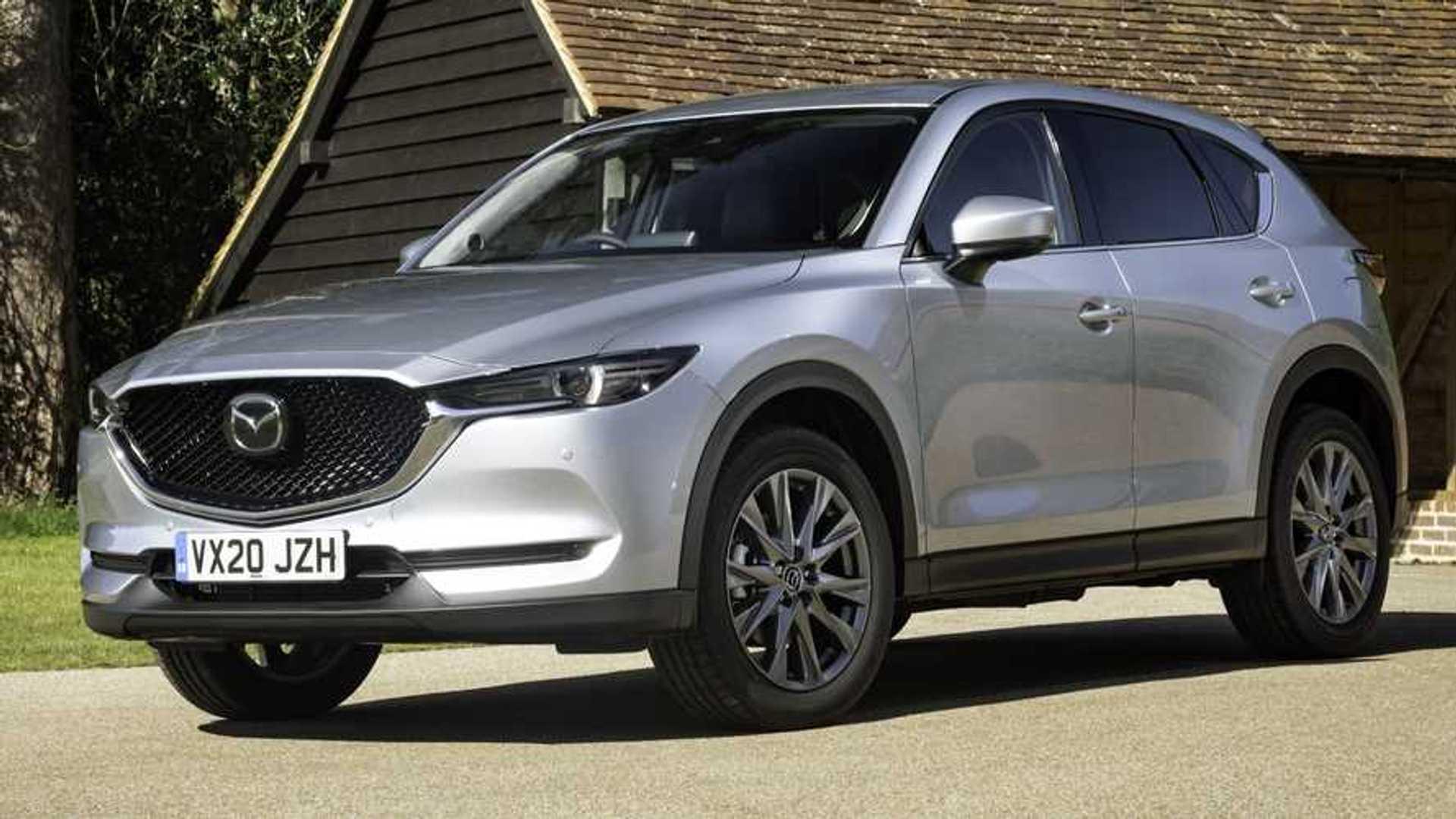 Kekurangan Mazda 5 Review