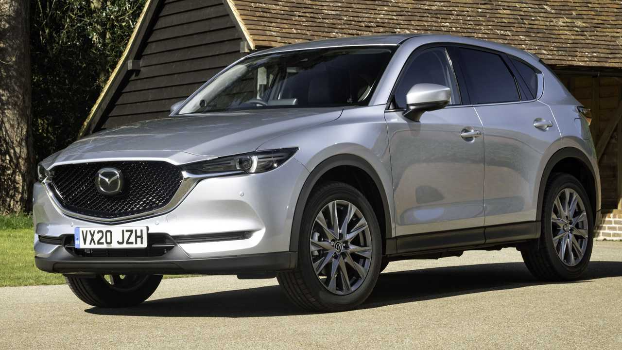 2020 Mazda CX-5 will go on sale next month with prices from £27,030