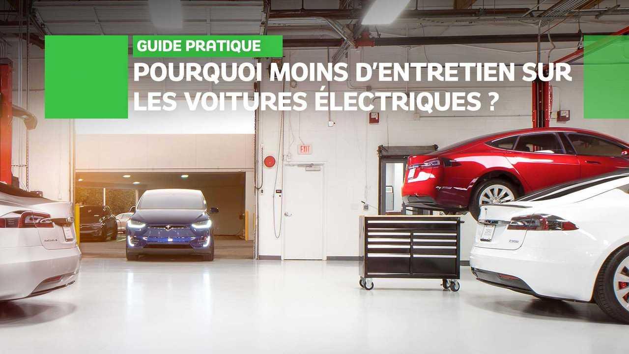 Entretien voitures électriques