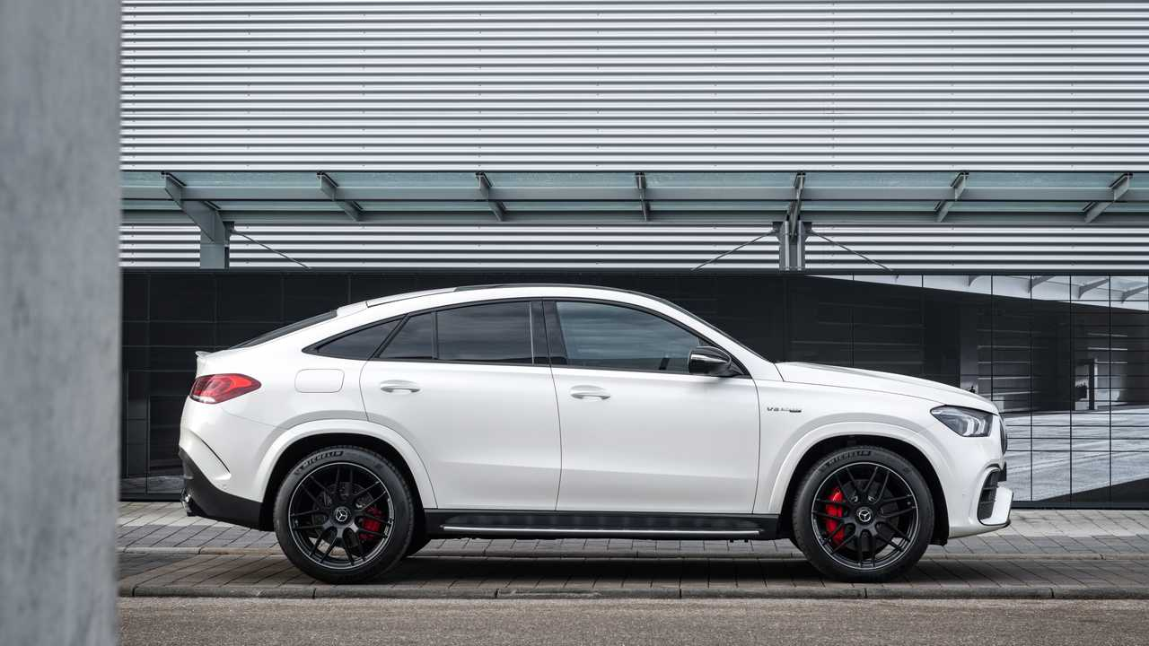 2021 Mercedes Amg Gle63 S Coupe Starts At 116 000