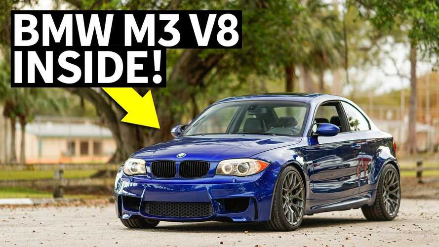 Larry Chen Showcases Frankenstein BMW 1M