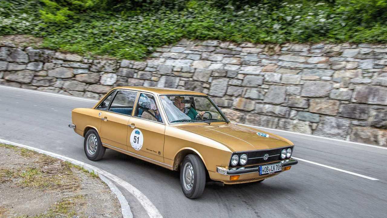 VW K 70 (1970 bis 1975)