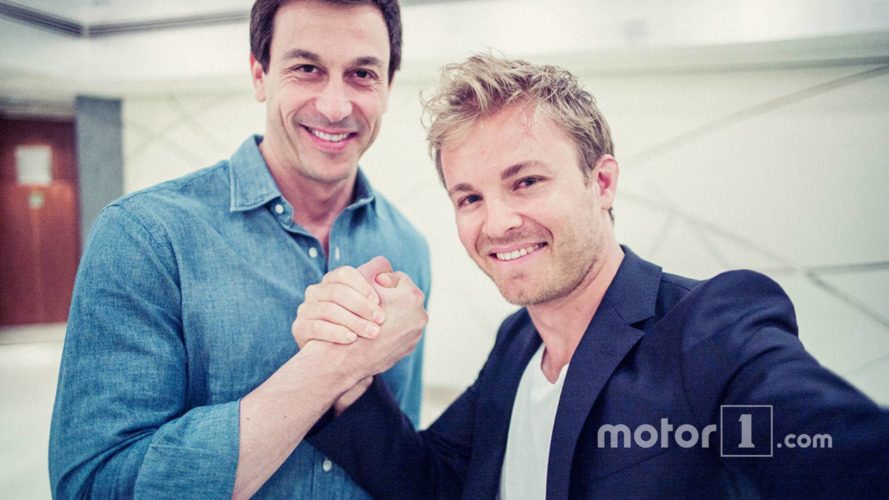 "Mercedes: Rosberg is ""the real deal"""