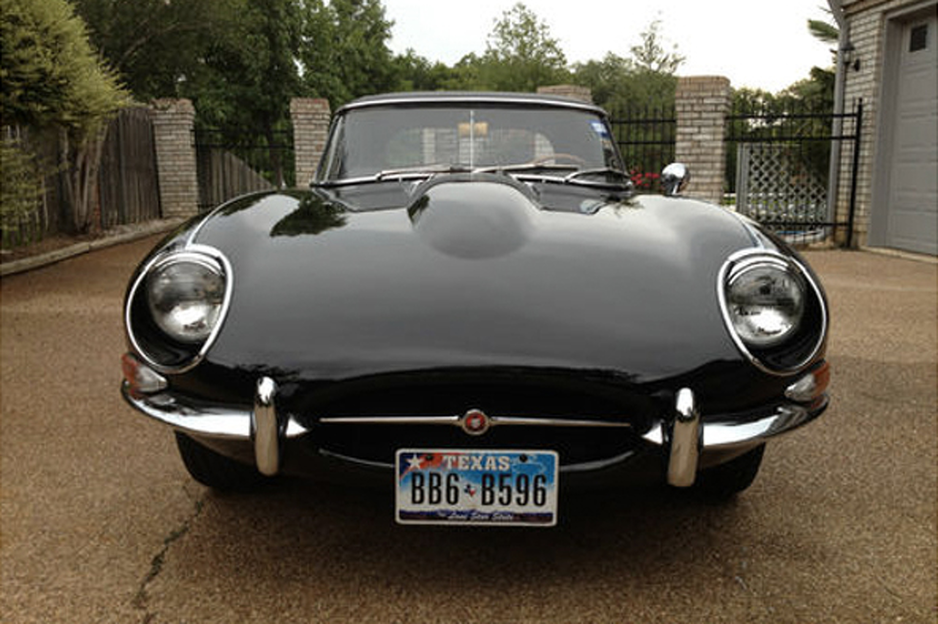 Jaguar e type ebay