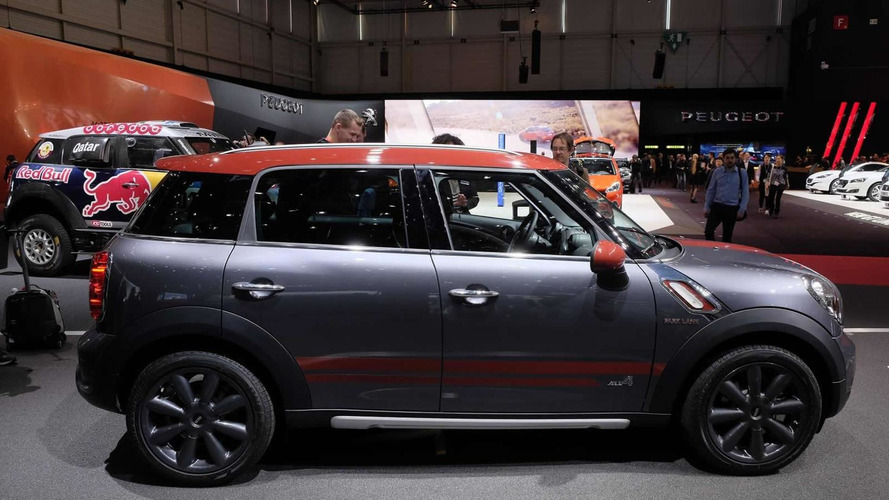 MINI Countryman Park Lane at 2015 Geneva Motor Show