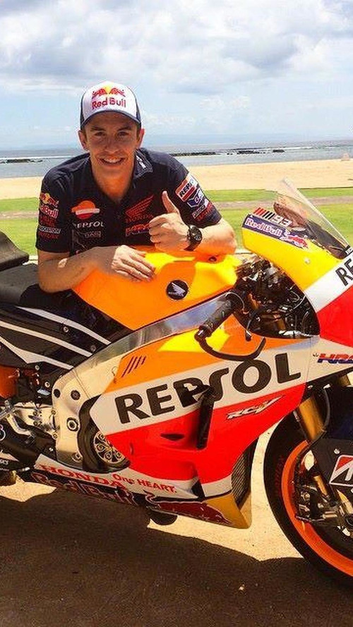 Marc Marquez backs Honda to succeed in F1