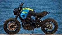 'Otokomae' Yamaha XSR700